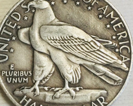 Collectible Hobo The Charter Oak Coin CP 492
