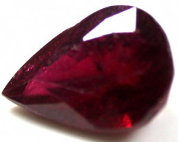 1.90 Cts  Faceted Ruby  Gemstone - RO 1179