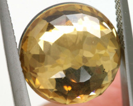 8.70 CTS - CITRINE  DOUBLED FACETED  RJA- 1091