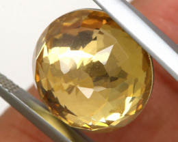 8.15 CTS - CITRINE  DOUBLED FACETED  RJA- 1092