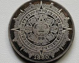 Hobo Coin Aztec  Art Form Design   CP 528
