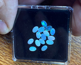 2 Cts South aussie Crystal  opal  parcel NA 481