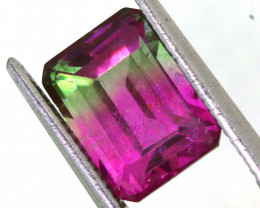 3.35 CTS TOPAZ -WATERMELON TOURMALINE COLOUR  RJA-1119