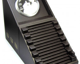 1 OZ Pure 99.9% Silver 2012 Chichen Itza Proof Coin Nunnery