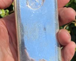 One Kilo Perth Mint 99.9% Pure Silver Bar