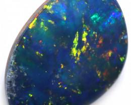 3.1 Cts Australian Fire Doublet Opal  NA 534