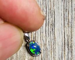 Triplet Opal Pendants