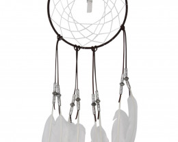 Dream catcher Spiritual Cleansing Crystal code DRESELCL