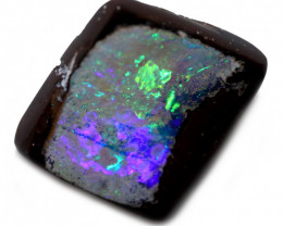 4.1 Cts  Bright Boulder opal ideal ring stone   NA 700