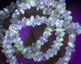 91 cts Amazing quartz with petroleum inclusion   JGC 206