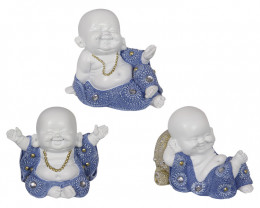 Box of 3 Sitting Monks code MONBLC