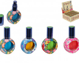 Treasures Box of 24 Floral Wrap Air Freshener code  AIRSPRAY