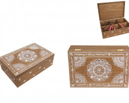 Box of Boho/Mandala Design MDF Box code  BOHOBOX