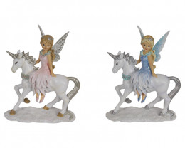 Fairy on Unicorn display  Code FAIWINU