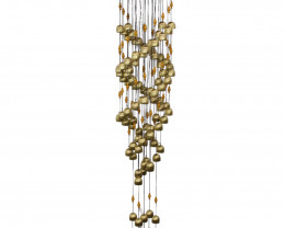 Massive beuatiful sound Colour Bell Windchime Code BELL100