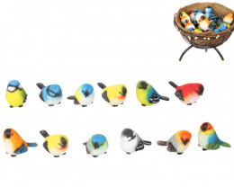 Realistic Birds in Birdnest  Code BIRNESTD