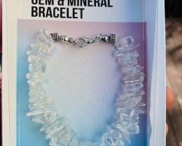 Promotional Crystal Gemstone Bracelets Code GEMBRACE