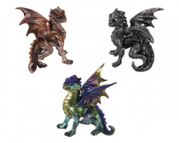 Colection Box of 3 Dragons  Code DRAGCYD