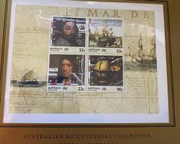 Terra Australis  1988. Gold Cover    code  CCC 147
