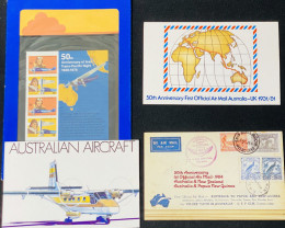 Australian Stamps Air Travel code  CCC 150
