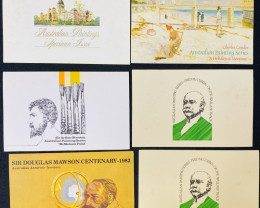 Australian Stamps paintings  code  CCC 153