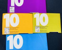 Australian Stamps Unopened ,Numbat,Kangaroo, brushtail code  CCC 154