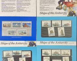Australian Stamps antartica series  code  CCC 156