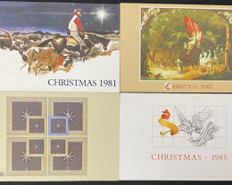 Australian Stamps  Christmas 1980s  code  CCC 160