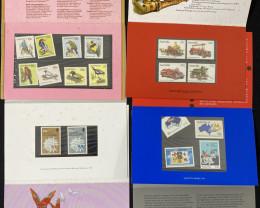 Australian Stamps Fire Engine . birds code  CCC 164