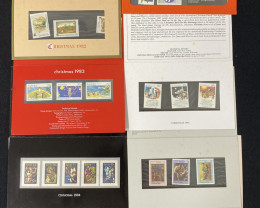 Australian Stamps Christmas 1975 -85  code  CCC 168