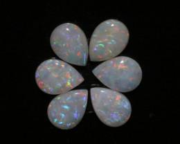 2.7 Cts Parcel of 6  Australian Opal  CH 670