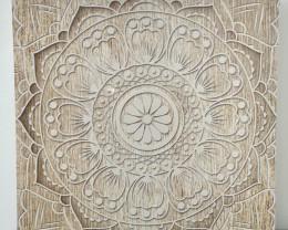 Art A Mandala Canvas Print 40x40  Code CANMANS2