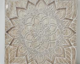 Art B Mandala Canvas Print 40x40  Code CANMANS2