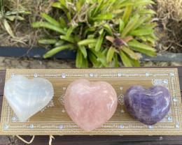 Lovers Heart Gemstone Box-Half Kilo weight  code CCC 153