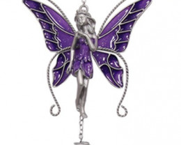 Purple Fairy Windcharm Code FAIRYPWC3