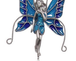 Blue Fairy Windcharm  Code FAIRYPWC3