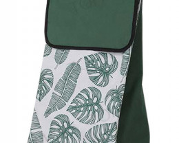 Shop Green Rolling Canvas Bag - A  Code SHOPGREEN