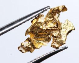 0.730 Grams Australian kalgoorlie  Gold Nugget LLN 1709