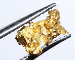 0.547 Grams Australian kalgoorlie  Gold Nugget LLN 1715