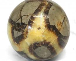Septarian Crystal Sphere
