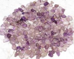 1kg Amethyst Mini Tumbled Stone (1cm x 2cm) Parcel