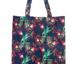 Treasure #1 Foldable Shopper Botanical  code 15172