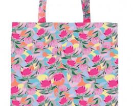 Treasure #3 Foldable Shopper Botanical  code 15172