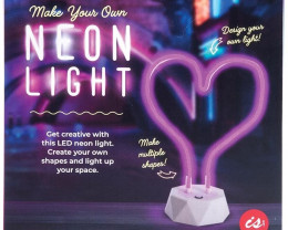 Make Your Own Neon Lights Pink code 71808