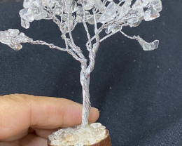 Crystal  Gemstone Tree wire wrap code CCC 200