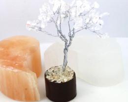 Crystal  Gemstone Tree wire wrap code CCC 200