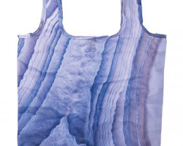 #2 Foldable Shopper With Clip Geode code 35406