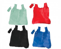 Set of 4 Foldable Shopper With Clip code 35405