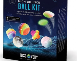 Fantastic Discovery Zone High Bounce Ball Kit        code 70016