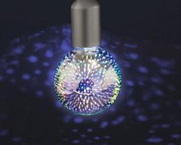 LED Pull On Firework Edison Light        code 82008
